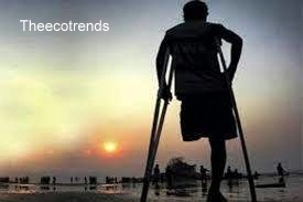 to discuss the problem of physically challenged person. To show the actual condition
